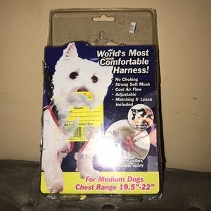 Worlds Most Comfortable Dog Harness Leash
